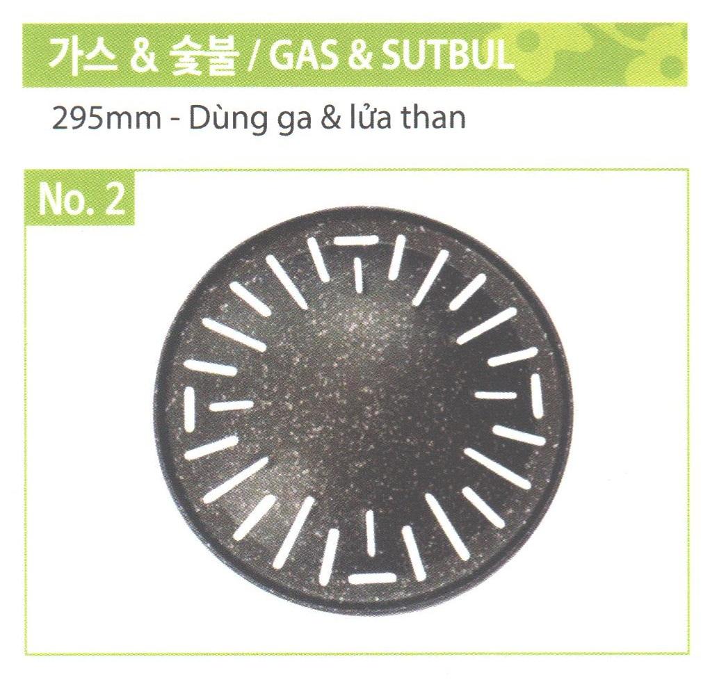 Thiết bị bếp nường Hàn Quốc